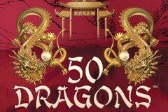 50 Dragons Slots Online